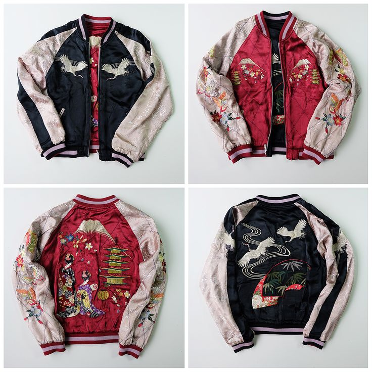 17 Best images about Baseball jackets on Pinterest | Satin ...