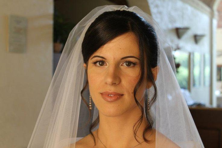 Trucco Sposa Naturale e Leggero Bridal natural simple wedding make up Liubi Make Up
