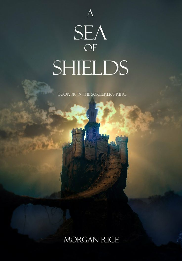A Sea of Shields  by Morgan Rice ($3.62) http://www.amazon.com/exec/obidos/ASIN/B00GBDB7F2/hpb2-20/ASIN/B00GBDB7F2 So many plot twists to keep you on the edge of your seat! - Good read very entertaining and enjoy. - I was really into this series, but the last few books just seem to be getting shorter and shorter, and now the story seems never ending.