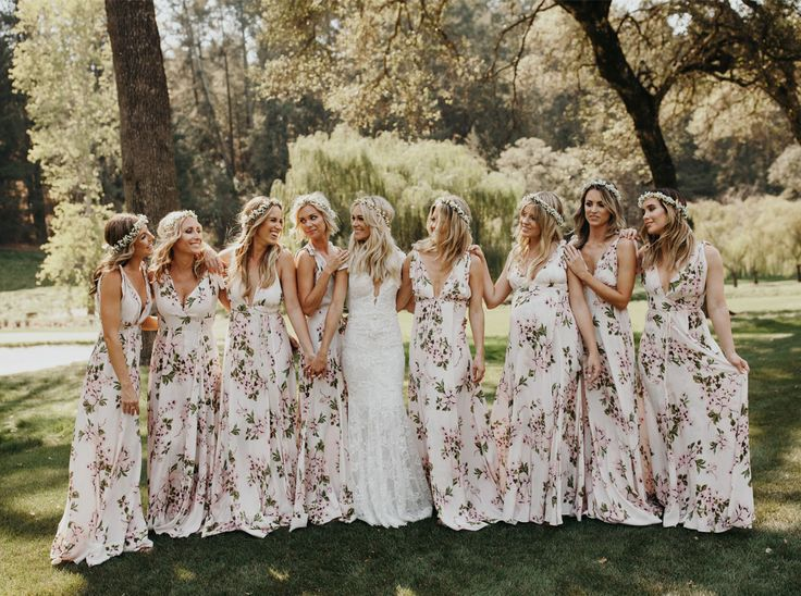 Best 25 Beach Bridesmaid Dresses Ideas On Pinterest