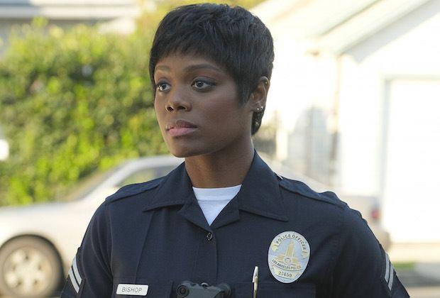 The Rookie S Afton Williamson Is Not Returning For Season 2 Afton Black Actors Tv Seasons