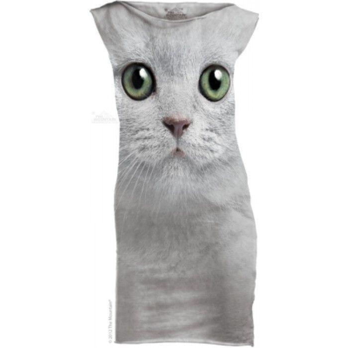 Mini Dress Dama 3D – Mini Dress Green Eyes