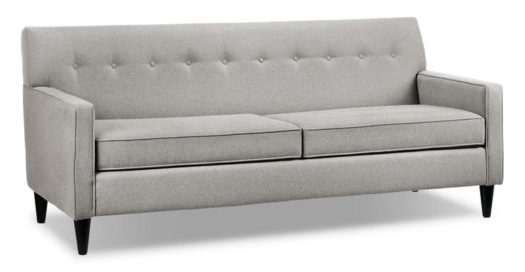 Living Room Furniture - Passerina Sofa - Dove