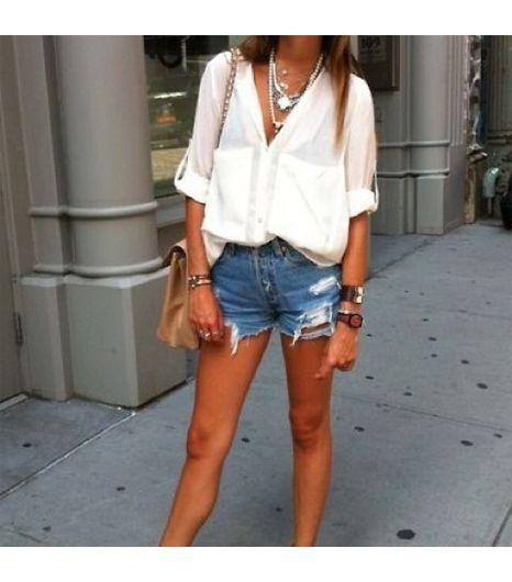 38 best Shorts e Camisa images on Pinterest