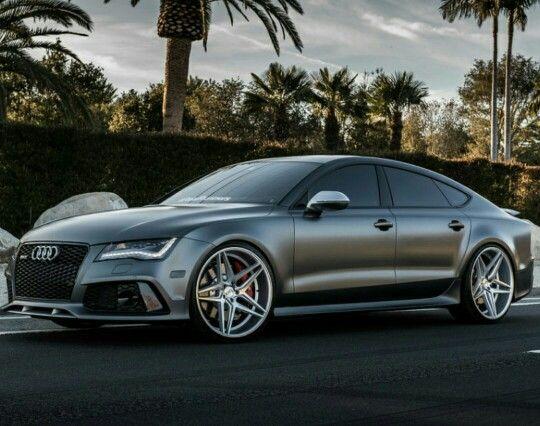 Audi A/S/RS7