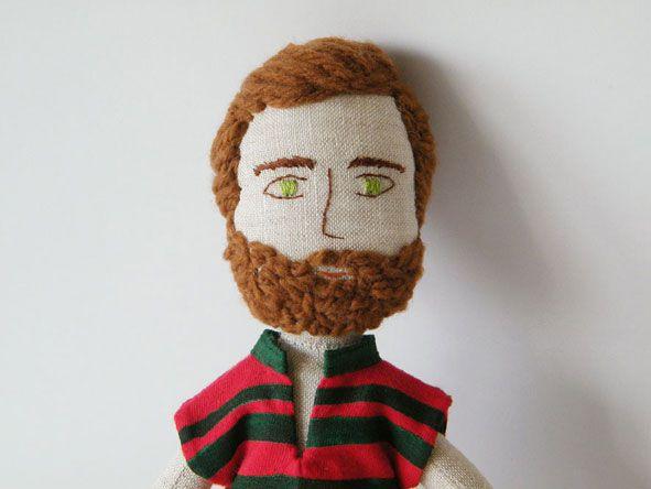 character dolls - Matilde Beldroega