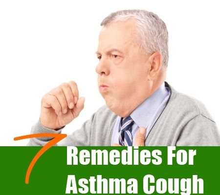 How To Cure Asthma Cough Naturally