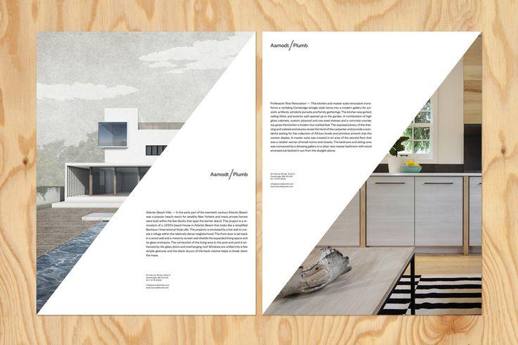 Twopoints.net - Aamodt/PlumbLe studio barcelonais TwoPoints.Net a réalisé l'identité visuelle du cabinet d'architecte Aamodt/Plumb. Plutôt que de mettre au cœur de l'image du cabinet un logo fixe, les graphistes espagnols ont développé un langage visuel cohérent et flexible selon le support de communication. Cette identité s'accompagne d'une édition spéciale gratuite, How To Hire An Architect, qui offre des conseils pour savoir choisir un architecte. http://bit.ly/1wQ8JTx