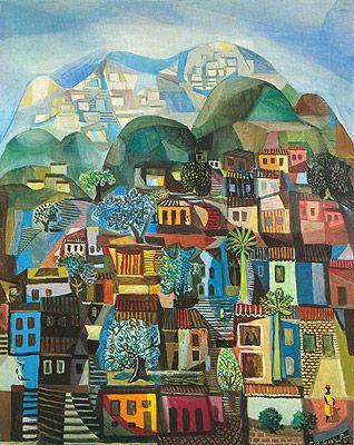 Favela, Di Cavalcanti