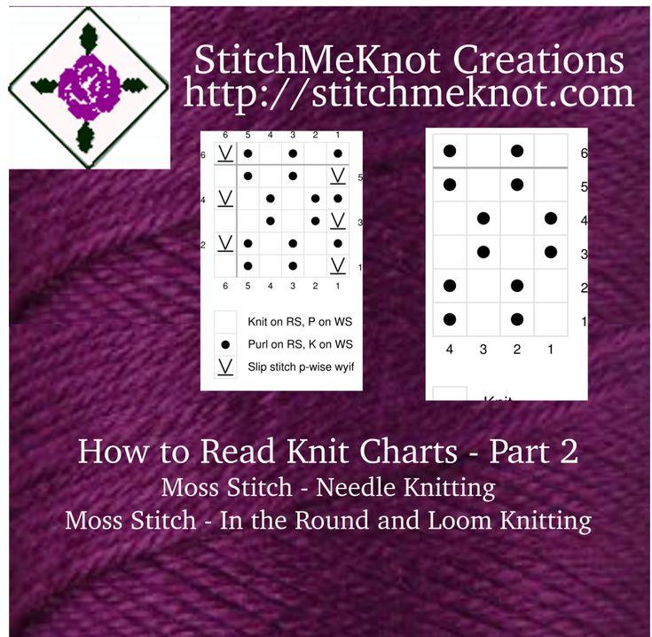 225 Best Loom Knit Stitch Patterns Images On Pinterest Knitting
