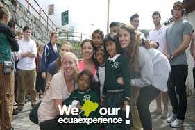 Pre-Medical and Volunteer programs in Ecuador with Extra Week programs in the Galapagos Islands, Macchu Pichu, and Iguazu Falls. www.ecuaexperience.com  Apply Today!!