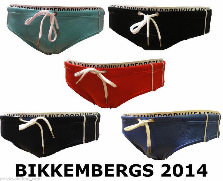 Slip Mare uomo Costume da bagno Bikkembergs New mens beachwear 2014 swimsuit men