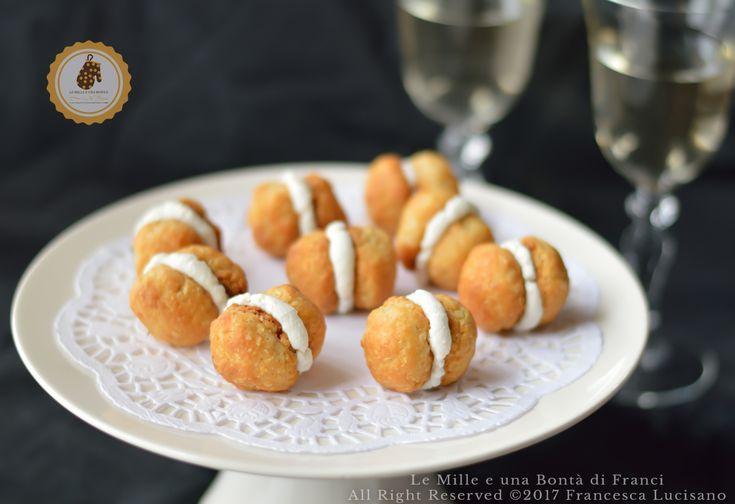 Baci+di+dama+salati+al+parmigiano