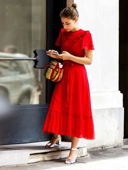 70 best Rote Kleider | Sommer Outfits images on Pinterest | Red ...
