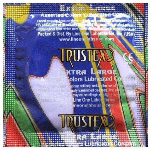 Condon Trustex Extra Large - Condon $ 14.00 Envios a todo Mexico