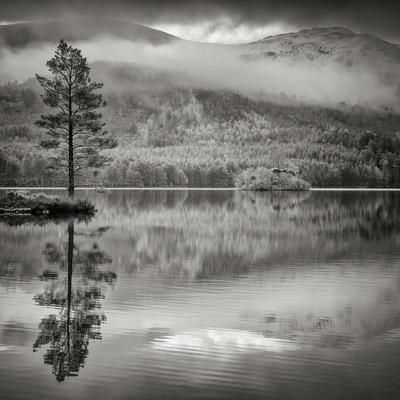 Cairngorm Reflection Photographic Print by Doug Chinnery at Art.com