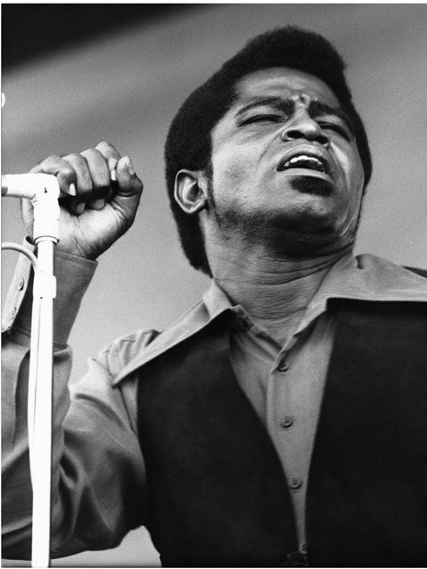 James Brown - 1969 -  The Godfather of Soul!  So BAD (even when listening today) that I had to post him more than once!