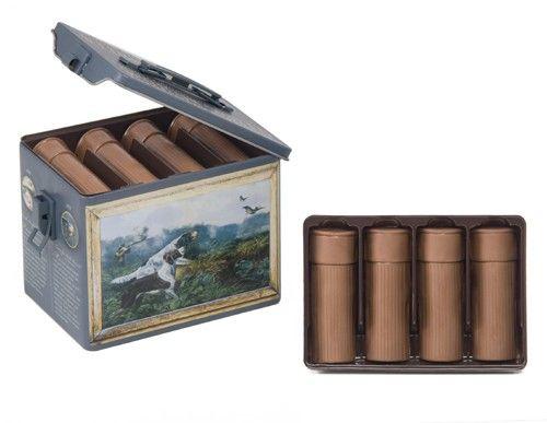 Chocolate Bullets Shotgun Shells