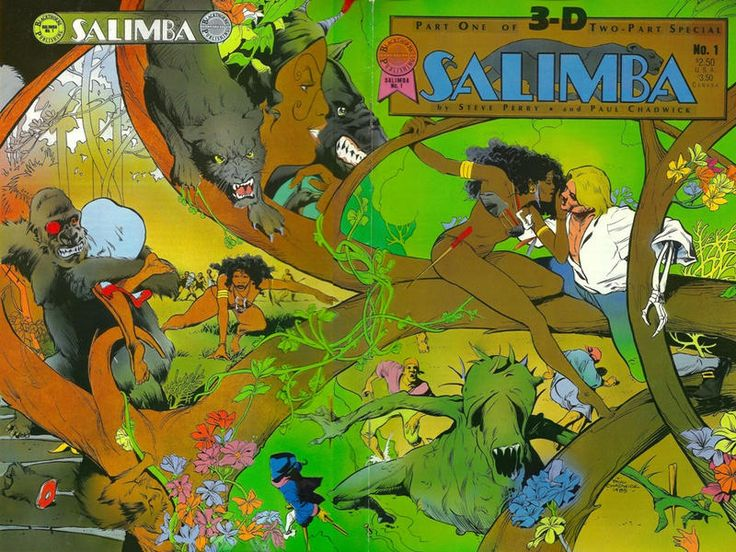Paul Chadwick (born 3 September 1957 USA) is a comic-book creator whose first published work was in... Paul Chadwick (born 3 September 1957 USA) is a comic-book creator whose first published work was in a half dozen issues of Marvels Dazzler from 1985 to 1986. His best-known character is Concrete a man whose body has become inexplicably alien including being rock-hard. Concrete first appeared in the anthology series Dark Horse Presents in mid-1986 and Chadwick continued to create new stories…