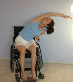 67 Best Images About Wheelchair Yoga On Pinterest Yoga
