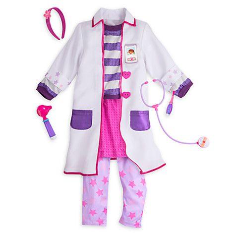 Doc McStuffins Costume Set for Kids | Disney Store