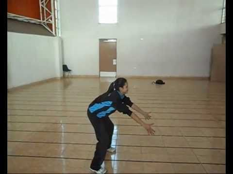 Voleibol fundamentos basicos - YouTube