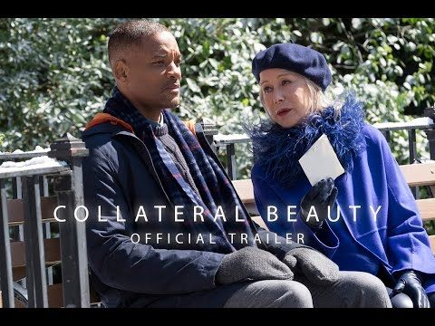 Will Smith Tries to Find Meaning in Love Time and Death in New 'Collateral Beauty' Trailer