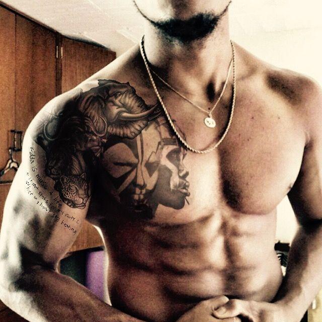 28 Best African Sleeve Tattoo Ideas Images On Pinterest