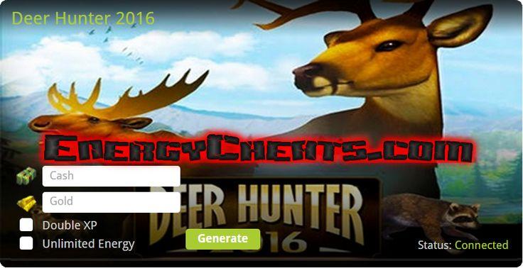 Deer Hunter 2016 Hack [Unlimited Cash and Gold]