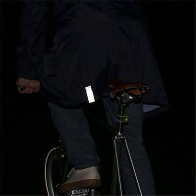 BOOKMAN CLIP-ON REFLEKTOREN  Magnetische Clip-on Reflektoren für Fahrrad, Kleidung, Rucksack etc.