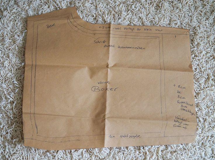 sewing tutorial boxershorts n hanleitung n hen pinterest n hanleitung n hen und anleitungen. Black Bedroom Furniture Sets. Home Design Ideas