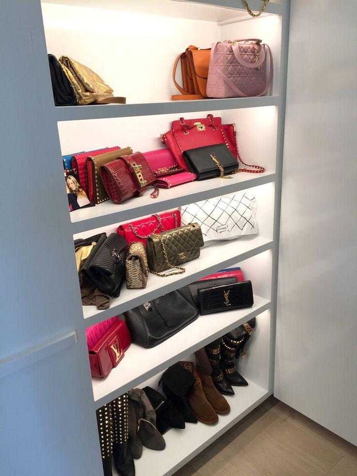 Go Inside Kelly Doddu0027s Glamorous Closet
