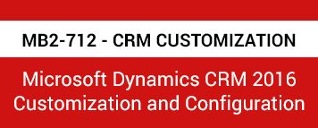 CertsHQ gets fame so rapidly in IT field just because of IT exam study material which they are offered to their clients at the suitable price with the money back guarantee. Their management will assure your success in Microsoft MB2-712 exam. Their Microsoft certified professionals aim is to provide you quality MB2-712 exam dumps with newest Microsoft Dynamics CRM 2016 Customization and Configuration questions.