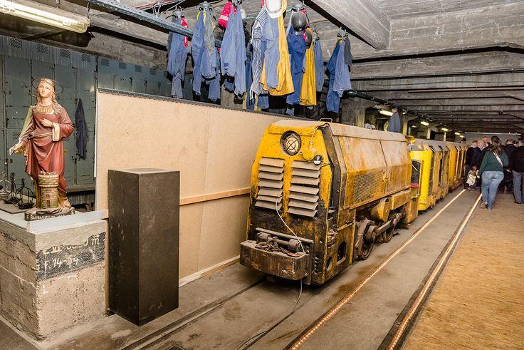 Fotoverzameling Limburgs industriëel erfgoed (steenkoolmijnen) Bert Van Doorslaer, online op Erfgoedplus.be. [E. Daniels/PCCE - 1505.3ED.035]