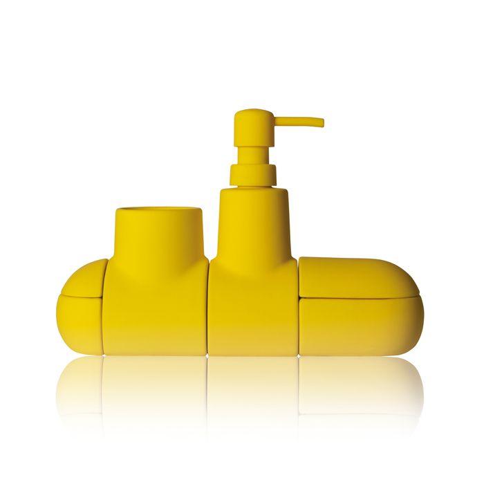 H�ctor Serrano & Seletti's Submarino Bathroom Set