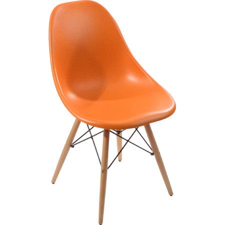 Luvel Chair in Orange  at Joss and Main