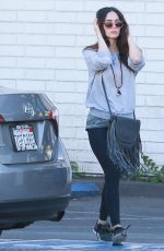 Megan Fox was pictured as she stepped out for lunch at Poquito Mas http://celebs-life.com/megan-fox-pictured-stepped-lunch-poquito-mas/  #meganfox