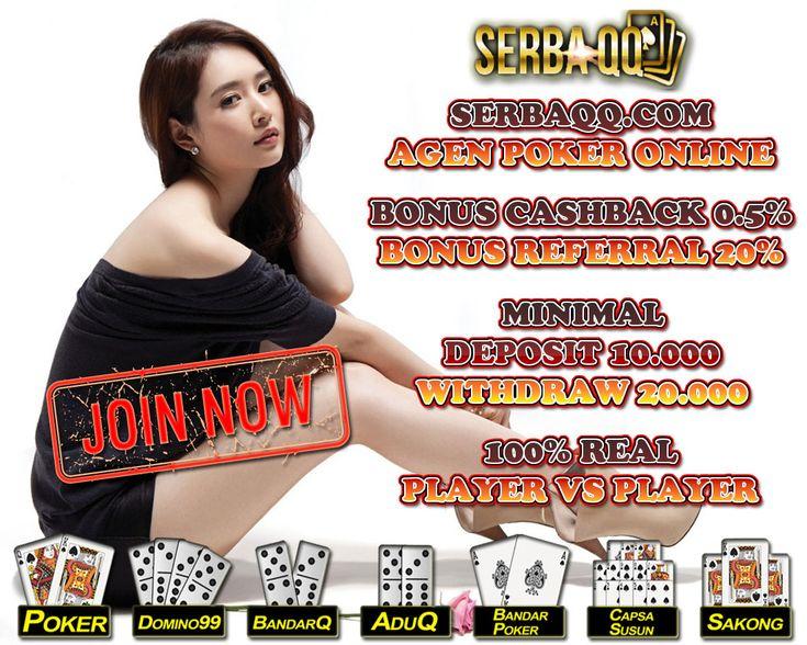 SERBAQQ.NET BANDAR POKER TERPERCAYA INDONESIA