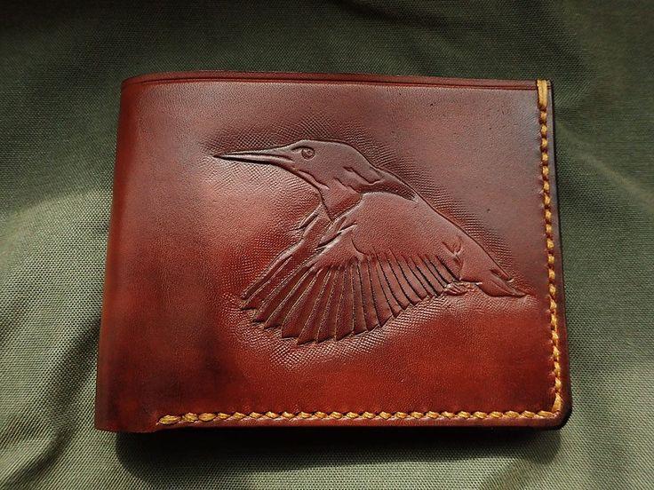 Kingfisher Wallet – Stanescu Leathercraft