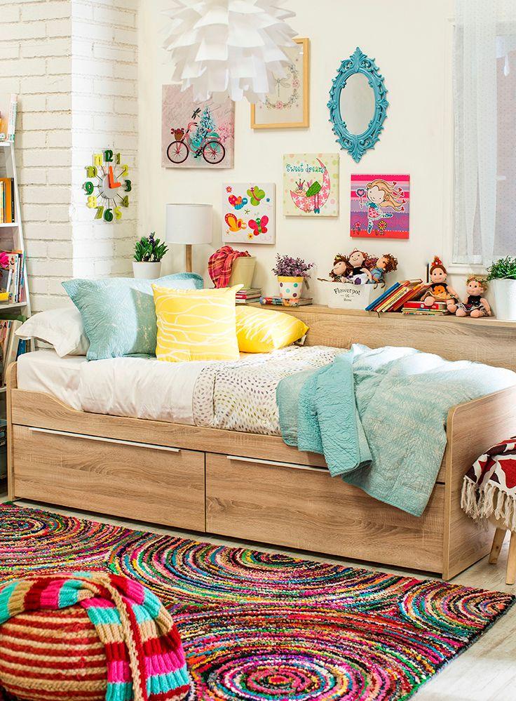 ¡Regálale a tu #hijo un #dormitorio para decorarlo a su gusto! #MiPieza #Cama…