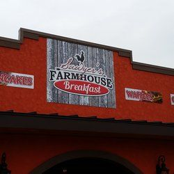 Sawyer's Farmhouse Breakfast - Pigeon Forge, TN, United States. Front of Restaurant