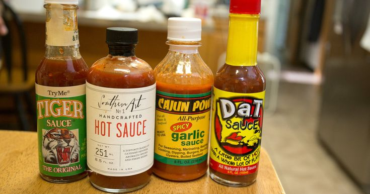 The NOLA Fire Department Ranks Louisiana-Made Hot Sauces