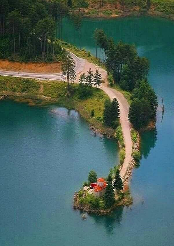 Doxa Lake, Korinthia Prefecture, Greece - how divine!