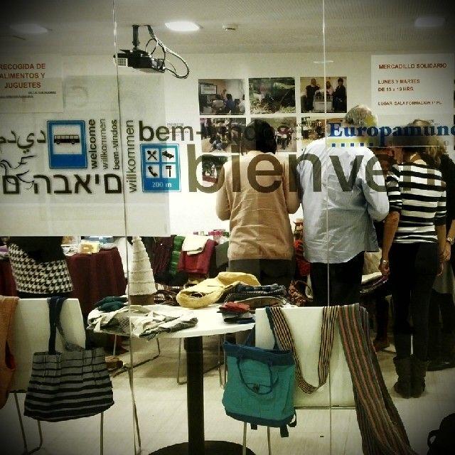 Fotografía: Redes Sociales - Mercadillo Solidario