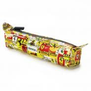 Ferrari Patchwork pencil case #FerrariStore #Ferrari