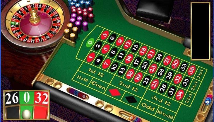 Ich Bin Im Casino Denke Alles Easy