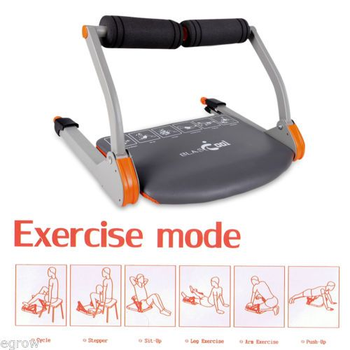Blascool Smart Body Exercise System AB Workout Fitness Train Home Gym Machine | eBay
