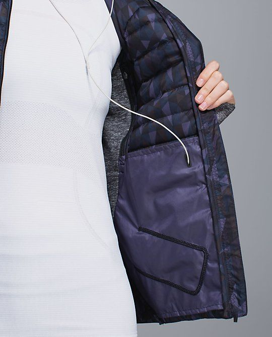 Fluff Off Jacket menswear coat outerwear details menswear coat outerwear details