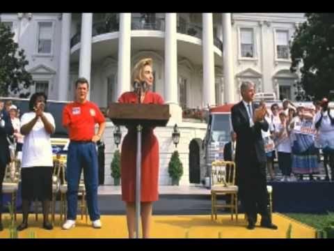 Corrupt History of Hillary Clinton throught her career as First Lady and as a Politician.