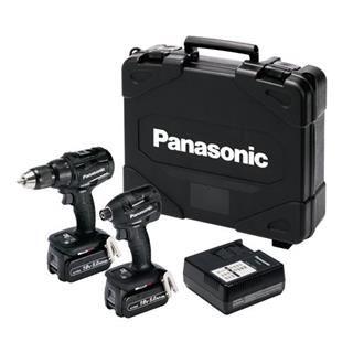 Panasonic EYC217 18v Combi Drill + Impact Driver (5.0Ah)